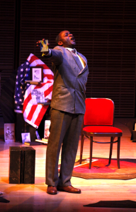 Aluko:Passport in My Hand @ Carnegie Hall by Carol Rosegg